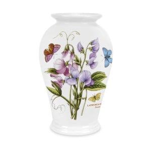 Kameninová váza s kvetinami Portmeirion Flower, výška 20 cm
