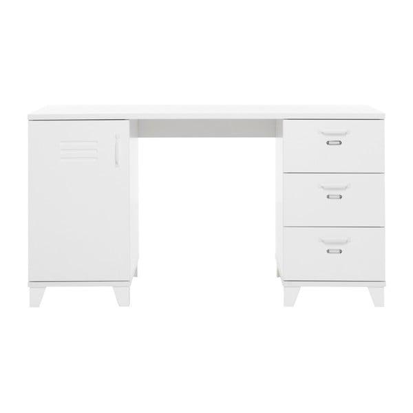 Biely písací stôl 13Casa David