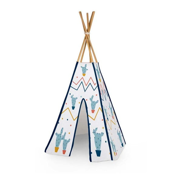 detsk teepee little nice things cactus bonami. Black Bedroom Furniture Sets. Home Design Ideas