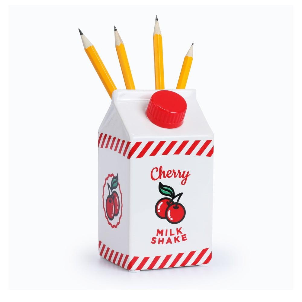 Stojanček na ceruzky Just Mustard Cherry