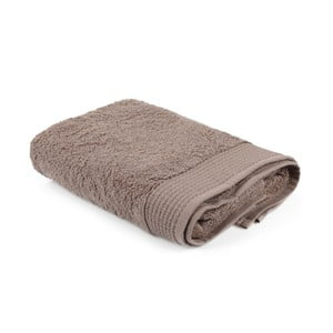 Hnedý uterák Jerry, 50 x 100 cm