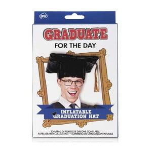 Nafukovací klobúk na promócie NPW Graduation Hat