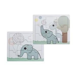 Puzzle Done by Deer Elphee And Raffi