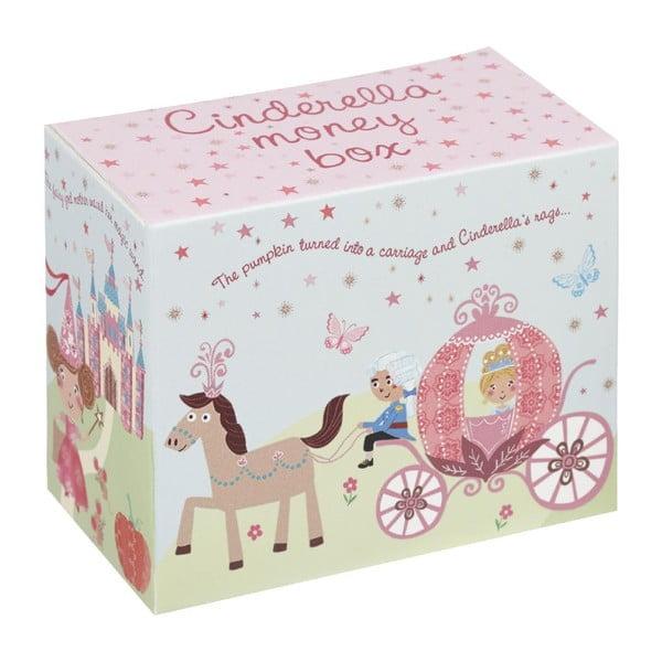 Pokladnička v darčekovom boxe Churchill China Cinderella