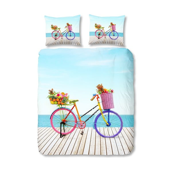 Obliečky Bicycle, 140x200 cm