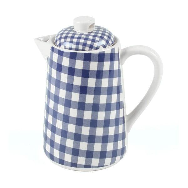 Kanvica na čaj, 1,5 litru, modrá