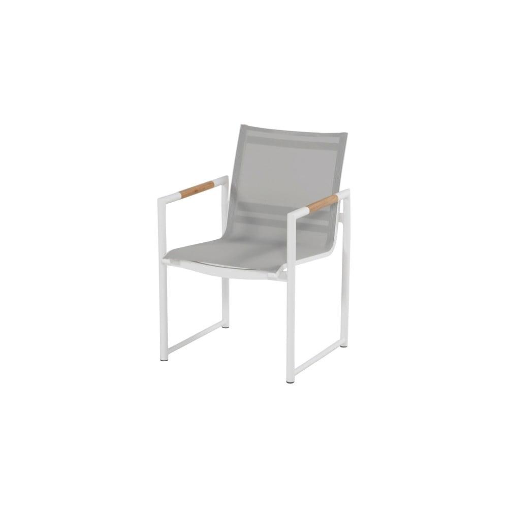 Biela záhradná stolička Hartman Fontaine
