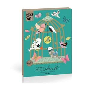 Papierová girlanda Mon Petit Art Bird House