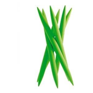 Stojan so 6 nožmi Magnum Green