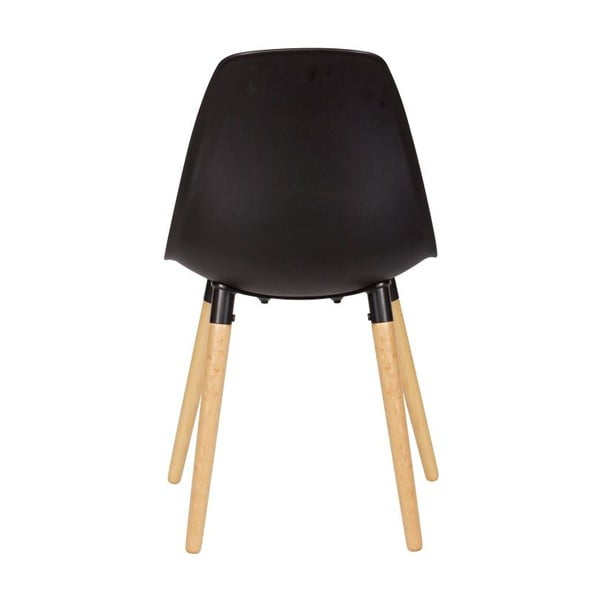 Sada 2 stoličiek Roef Black