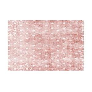 Koberec z vinylu Topos Rosa, 99x120 cm