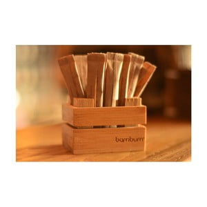 Bambusový stojan na cukor Bambum Cassi