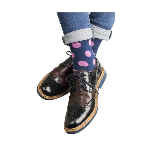 Sada 4 párov unisex ponožiek Funky Steps Hadria, veľkosť 39/45