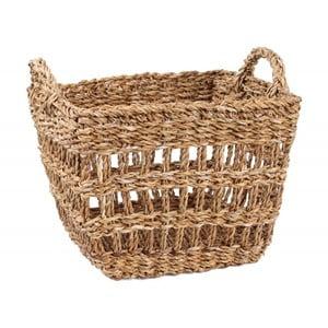 Úložný košík z morskej trávy Slowdeco Sea, veľ. S