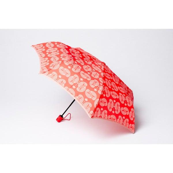 Skladací dáždnik Alvarez Cashmere Coral