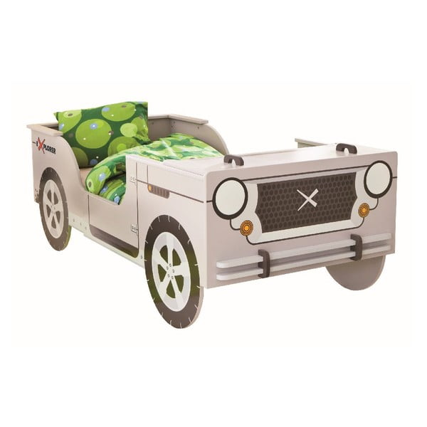 Posteľ Safari Car, 73,5 x 213 x 98,5 cm