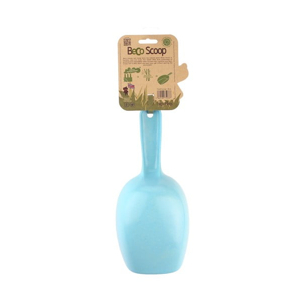 Lopatka na granule Beco Scoop Food, modrá