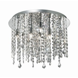 Stropné svietidlo Evergreen Lights Crystaline