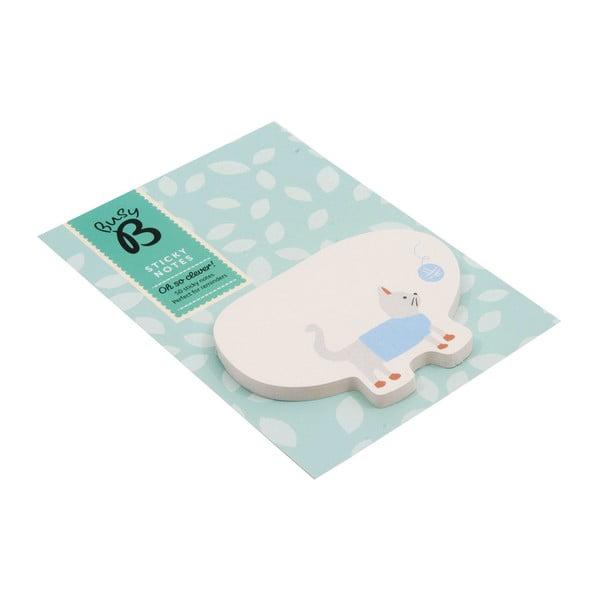 Lepiace papieriky Busy B Sticky Cat