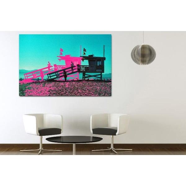 Obraz Surf Psychadelic,  81 x 122 cm