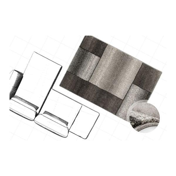 Koberec Impulse 322 Silver, 160x230 cm