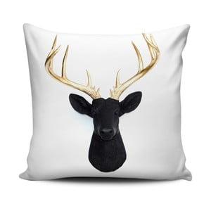 Vankúš s výplňou Christmas Deer 6, 45 x 45 cm
