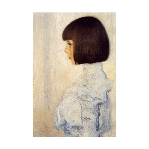 Obraz Gustav Klimt - Portrait of Helene Klimt, 70x45 cm