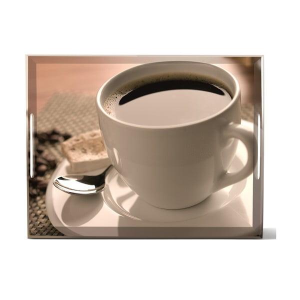 Podnos Classic Cup fo Coffee, 40x31 cm