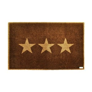 Rohožka Stars Brown, 50x70 cm
