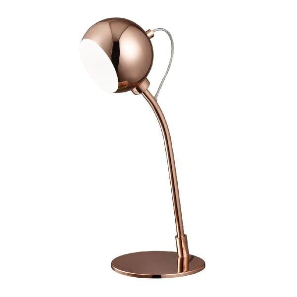 Stolná lampa Magnetic Copper