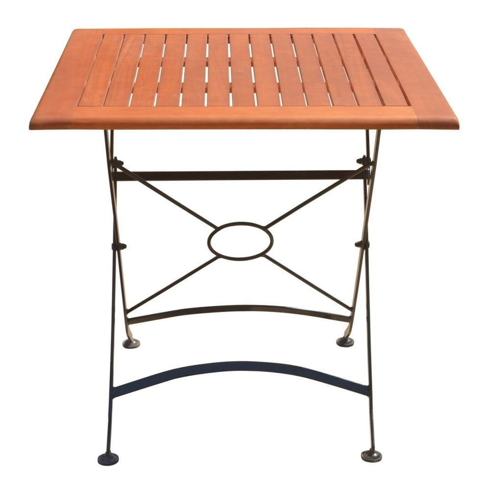 cc3df5d7b59fc Záhradný skladací stôl z eukalyptového dreva ADDU Vienna, dĺžka 75 cm