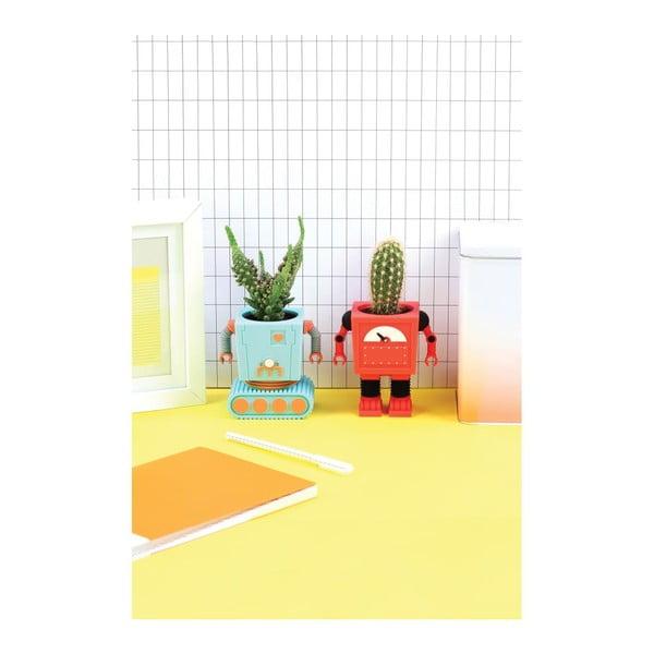 Kvetináč Planterbot Red