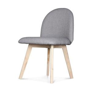 Sivá stolička Opjet Ivar