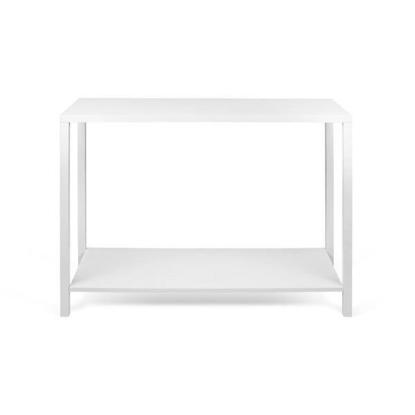 Biely konzolový stolík TemaHome Basic
