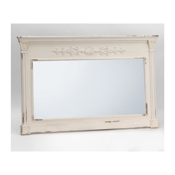 Zrkadlo s poličkou Shelf, 97x149 cm
