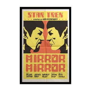 Plagát Star Trek, 35x30 cm