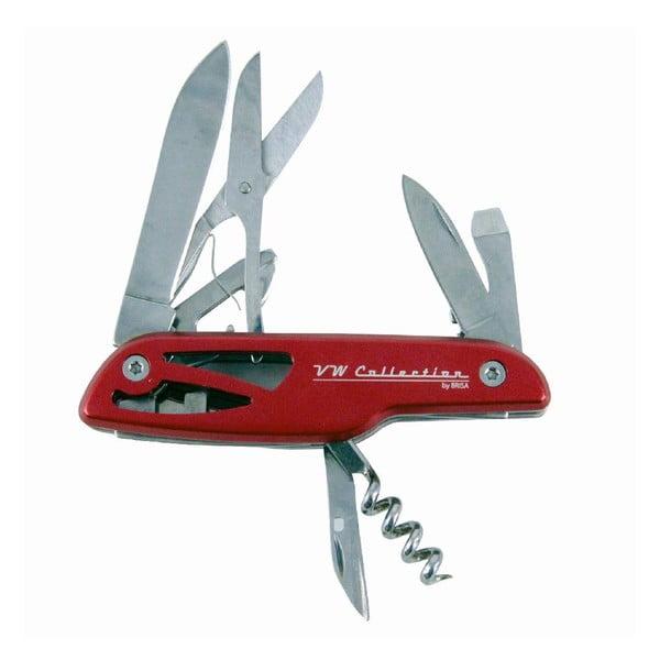Vreckový nôž Red Bus
