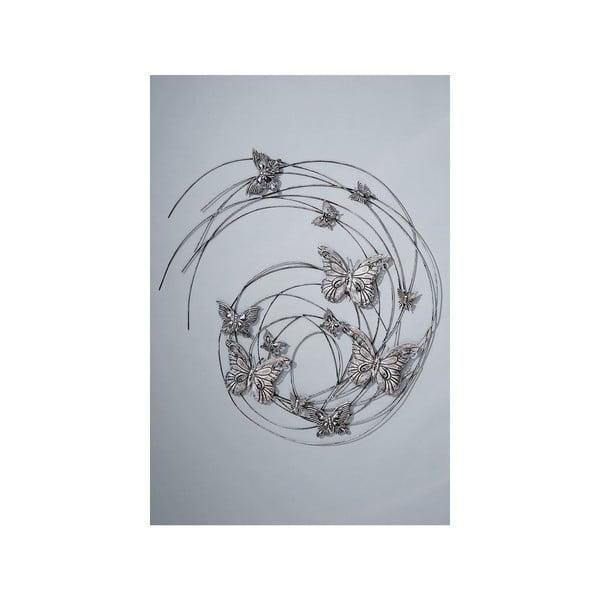 Nástenná dekorácia Butterflies, 98 cm