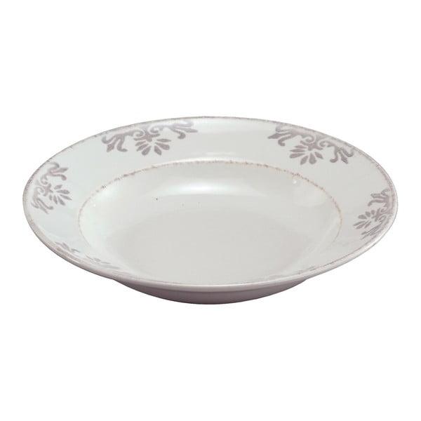Polievkový tanier Louisa Blanc