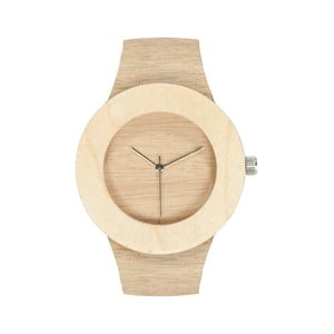 Drevené hodinky Analog Watch Co. Silverheart & Maple