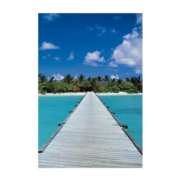 Veľkoformátová tapeta Maledivy 158x232 cm