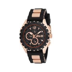 Dámske hodinky Slazenger Black-Gold
