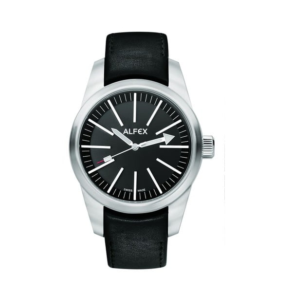 Pánske hodinky Alfex 5624 Metallic/Black