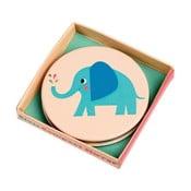 Vreckové zrkadielko Rex London Elvis The Elephant