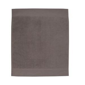 Hnedá kúpeľňová predložka Seahorse Pure, 50 x 60 cm