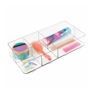 Veľký organizér InterDesign Clarity Drawer, dĺžka 41 cm