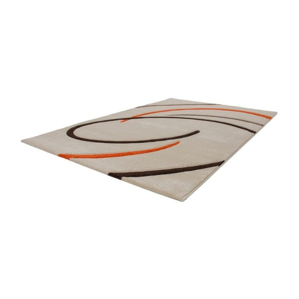 Koberec Melusine 444 Ivory/Orange, 80x150 cm