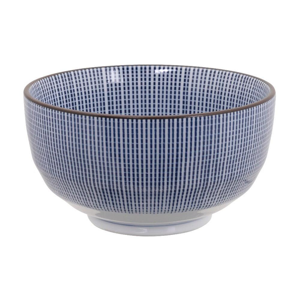 Modrá porcelánová miska Tokyo Design Studio Yoko, 500 ml