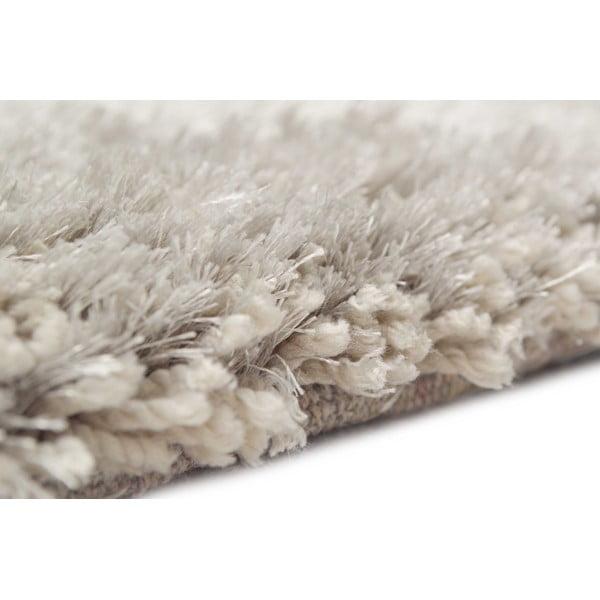 Ručne tuftovaný koberec Monaco Silver, 120x170 cm