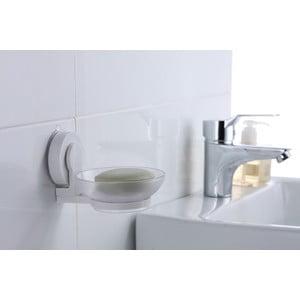 Držiak na mydlo bez nutnosti vŕtania ZOSO Soap Dish White